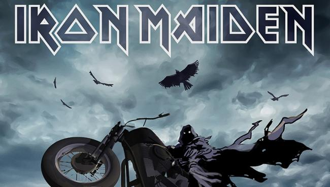 Iron Maiden выпустили первую песню за 6 лет