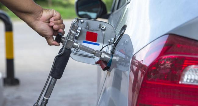 Средняя цена на автогаз в сетях АЗС продолжает бить рекорды