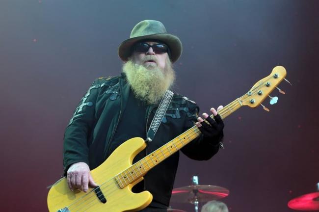 В Техасе умер басист легендарной рок-группы ZZ Top