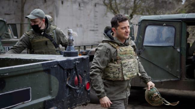 Президент Украины подписал закон о нацсопротивлении и увеличении численности ВСУ