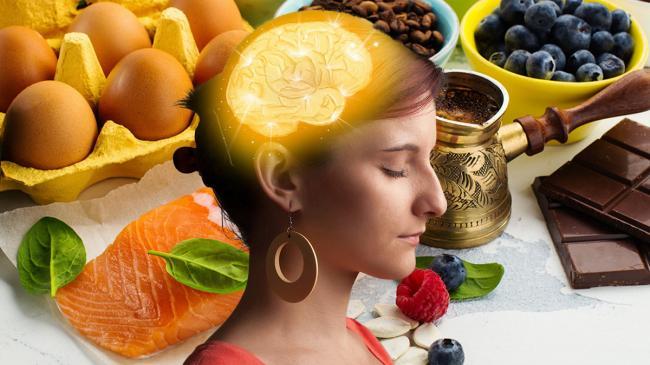 Пища для ума: топ-5 лучших продуктов для развития памяти