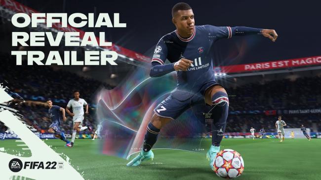 EA показала игровой процесс FIFA 22 (ВИДЕО)