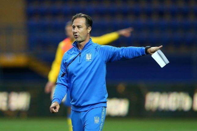 Ассистент Шевченко сообщил, что у сборной Украины будет новый тренер