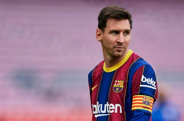 """Президент """"Барселоны"""" назвал клуб, в котором продолжит карьеру Лионель Месси"""