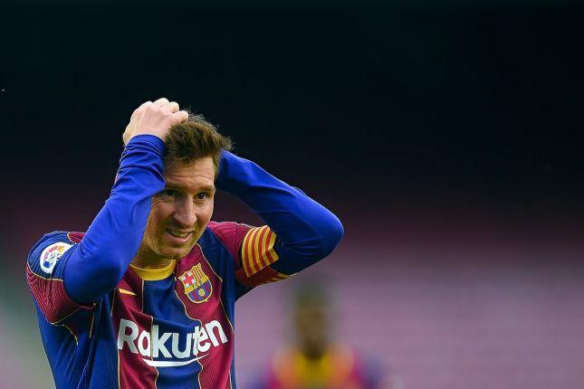 Месси объяснил свой уход из «Барселоны»