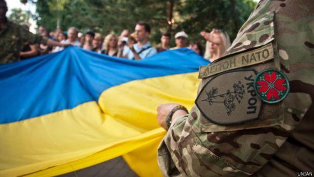 Украинцы доверяют армии, волонтерам и церкви