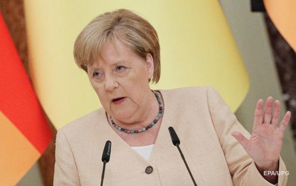 Меркель объяснила свое отсутствие на Крымской платформе