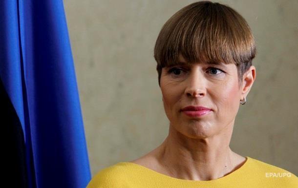 Президент Эстонии советует не инвестировать в Украину
