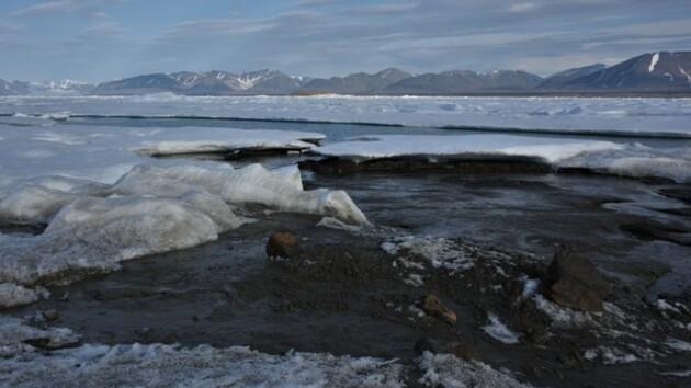 Ученые открыли «самый северный остров Земли»