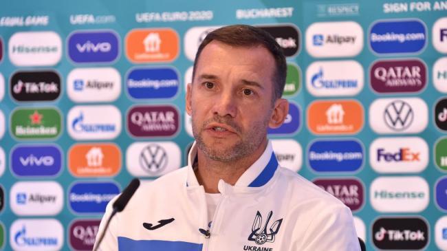 Андрей Шевченко объявил о завершении контракта с Украинской ассоциацией футбола