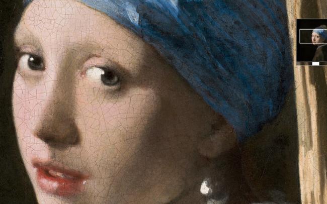 От Ван Гога до Вермеера: Google собрал более 1 800 картин в сверхвысоком разрешении