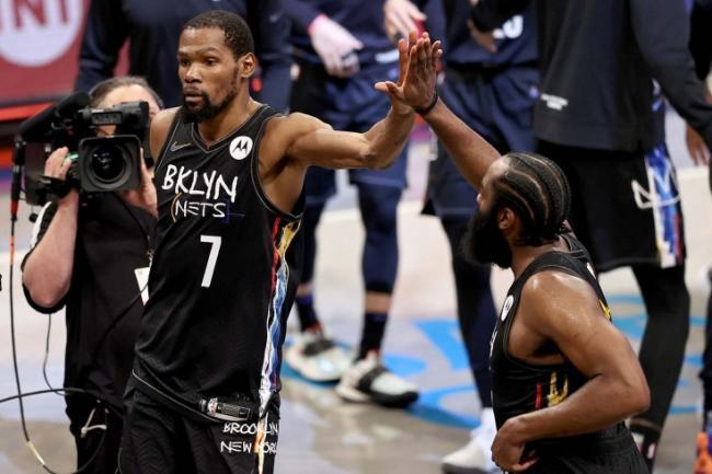 """""""Бруклин"""" выдал контракт на 198 миллионов долларов одной из главных звезд НБА"""