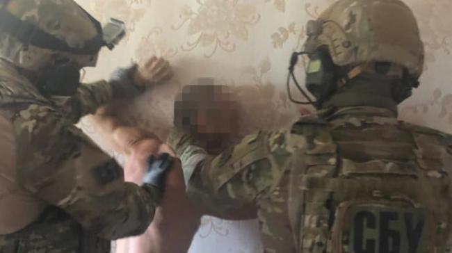 Контрразведчики задержали агента ГРУ российского Генштаба