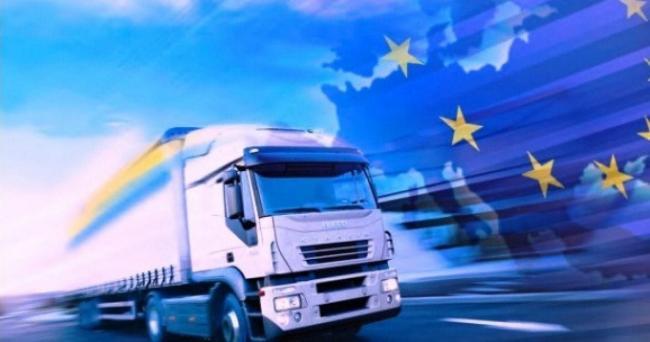 Украинский экспорт в ЕС увеличился на 44%