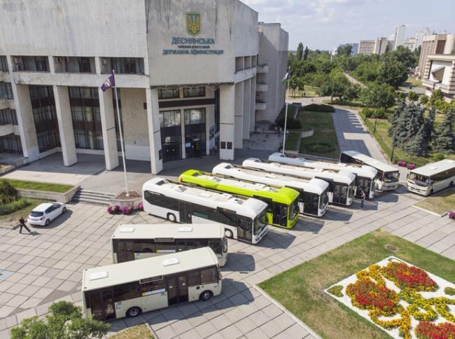 У Кличко назвали сумму, необходимую для замены всех маршруток автобусами
