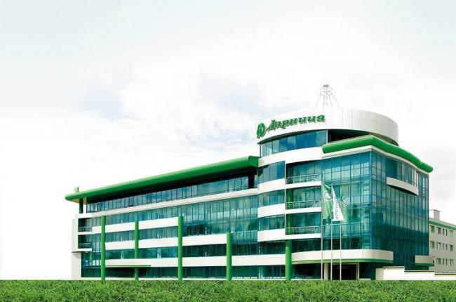 Дарница намерена довести капитализацию компании до 1 млрд долларов