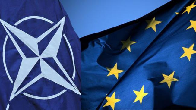 Украина и Грузия обсудили ускорение членства в ЕС и НАТО