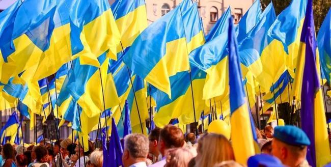 Google создал праздничный дудл в честь 30-летия Независимости Украины