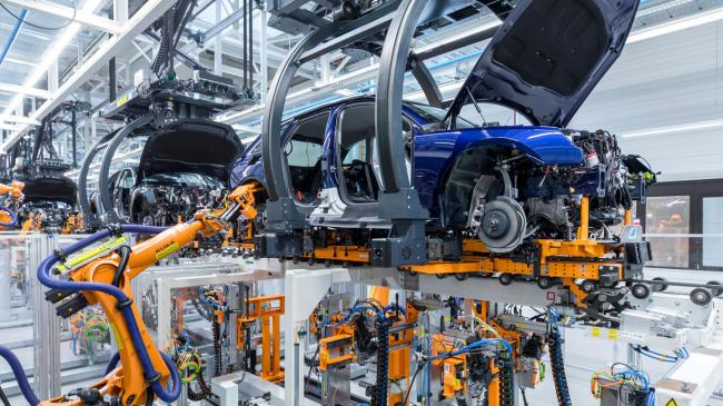Audi остановила производство на своем главном заводе