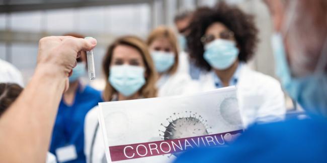 Ученые рассчитали вероятность еще одной пандемии уровня COVID-19