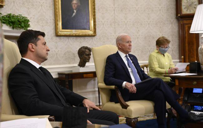 План Украины на 10 лет и долгожданная встреча с Байденом. Итоги главного дня Зеленского в США