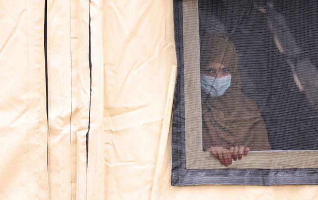 На Афганистан надвигается гуманитарная катастрофа