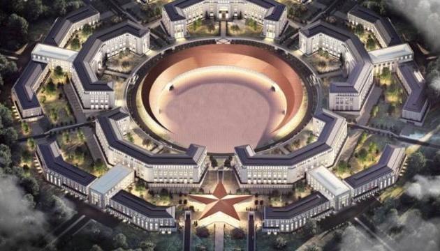 Турция построит собственный «Пентагон» в форме звезды и полумесяца
