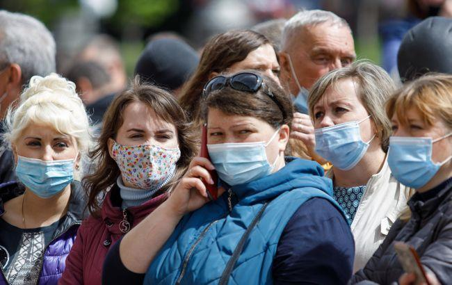 В Украине могут усилить карантин в первой половине сентября