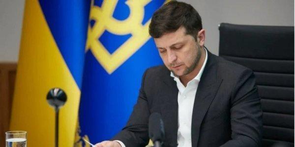 Зеленский ввел в действие секретное решение СНБО о развитии ВМС Украины