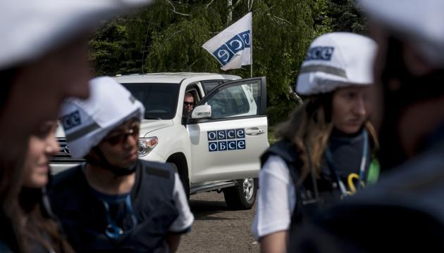 Миссия ОБСЕ зафиксировала за сутки 146 нарушений «тишины» на востоке Украины