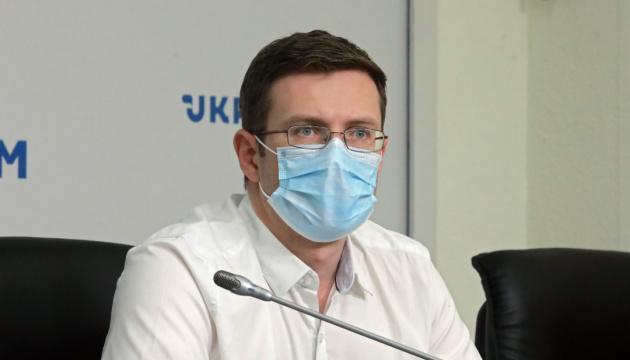 98% госпитализированных с коронавирусом украинцев - невакцинированные