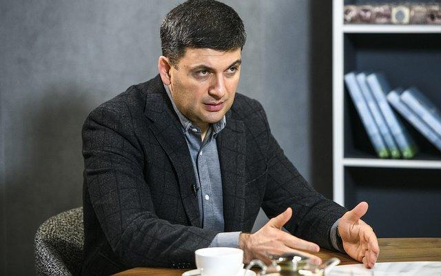 Гройсман предложил выплачивать по 1 тыс. грн вакцинированным от COVID-19 в Украине