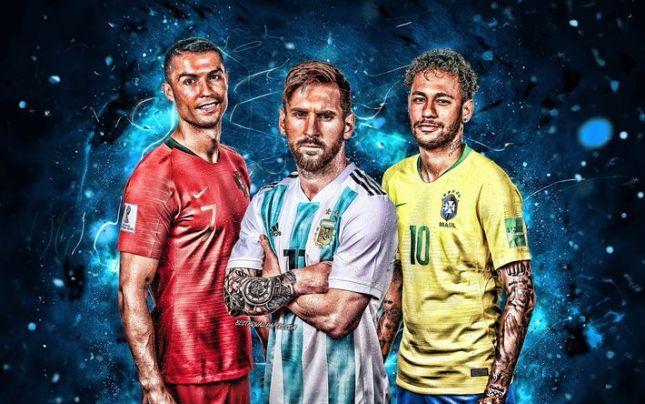 Определены 10 самых высокооплачиваемых футболистов мира