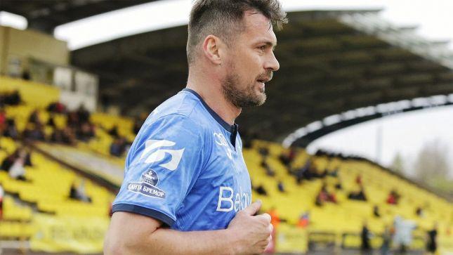 Артем Милевский завершил карьеру футболиста