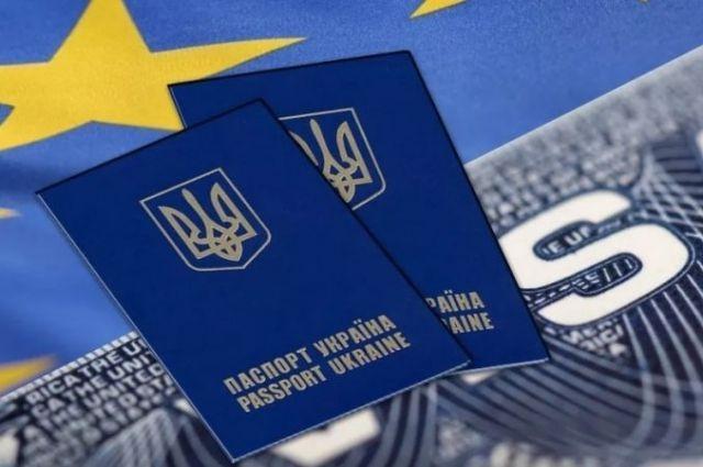 В Евросоюзе рассматривают вопрос об отмене безвизового режима для Украины