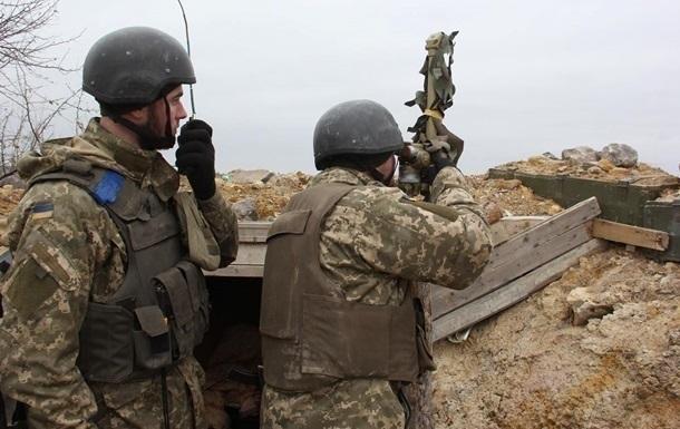 """На Донбассе зафиксировали более 400 нарушений """"тишины"""" за сутки"""