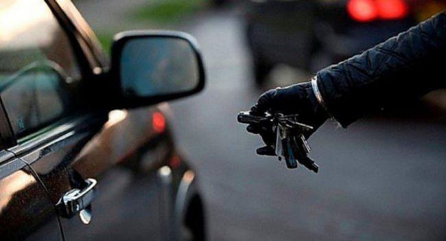 Количество угонов автомобилей в Украине снизилось до минимума за 5 лет