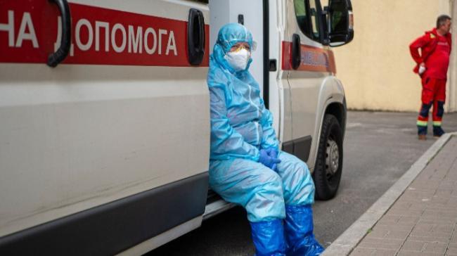 В Украине стремительно растет число заболевших COVID-19
