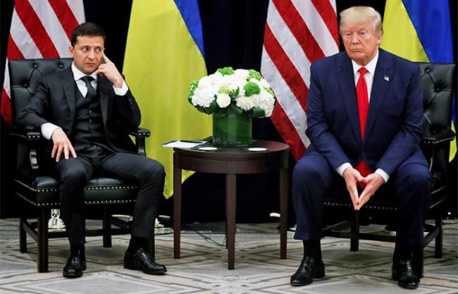 Зеленский рассказал о разговоре с Трампом, после которого в США запустили процедуру импичмента
