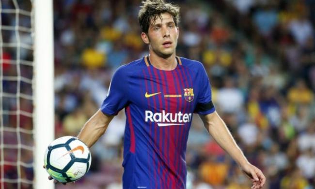 Футболист «Барселоны» расплакался после того, как его освистали болельщики