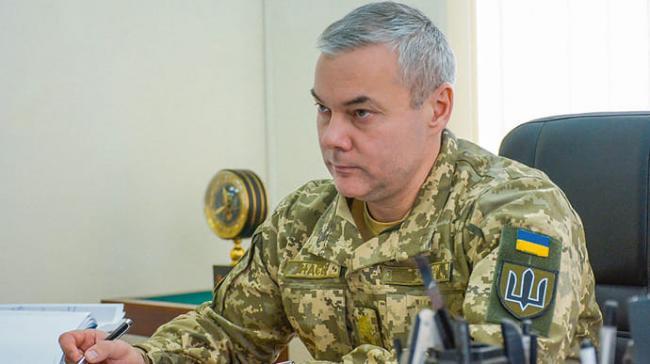 Россия может в любое время перейти к боевым действиям на юге Украины – Наев