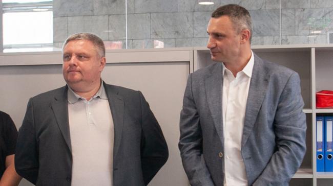 Кличко хочет взять в заместители экс-главу полиции Киева