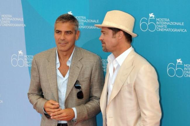 Брэд Питт и Джордж Клуни вновь снимутся вместе — в фильме режиссера последнего «Человека-паука»