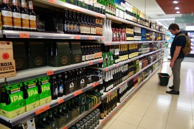 В Украине с 1 октября изменятся правила продажи алкогольных напитков