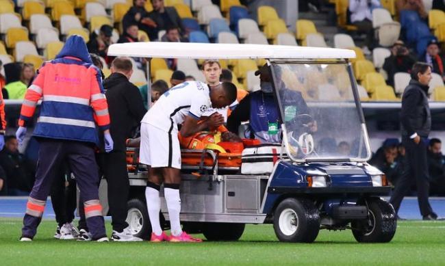 Ведущий форвард «Шахтёра» перенесет операцию после матча с «Интером»