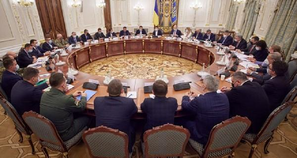 У Зеленского выясняют, как под санкции СНБО ошибочно попали 108 человек