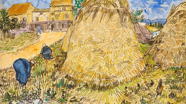 Картину Ван Гога, которую в последний раз выставляли на публику сто лет назад, продадут на аукционе