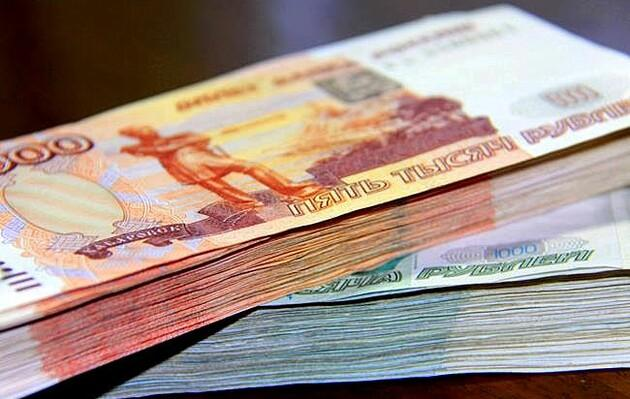 Нацбанк Украины запретил принимать на депозиты российские рубли