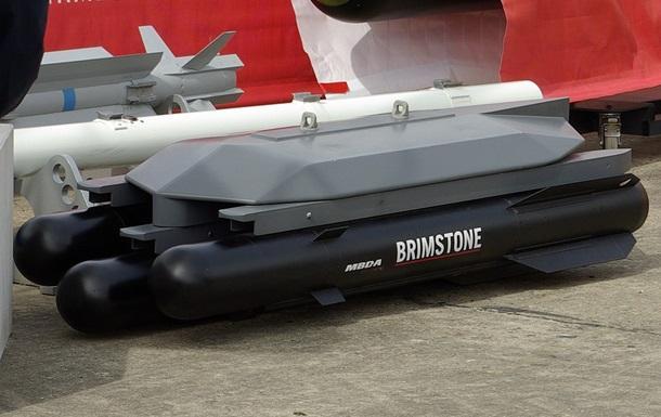 Украина и Великобритания обсуждают поставки боевых ракет