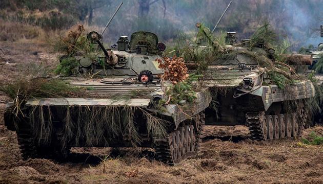"""Ситуация на Донбассе: боевики продолжают срывать """"режим тишины"""""""